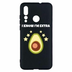Etui na Huawei Nova 4 I know i'm extra