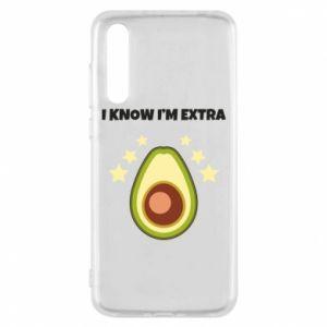 Etui na Huawei P20 Pro I know i'm extra