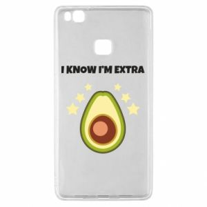 Etui na Huawei P9 Lite I know i'm extra