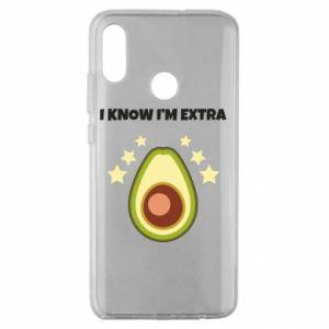 Etui na Huawei Honor 10 Lite I know i'm extra
