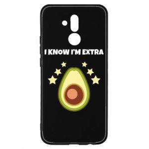 Etui na Huawei Mate 20 Lite I know i'm extra