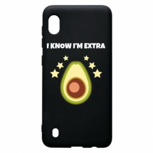 Etui na Samsung A10 I know i'm extra