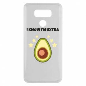 Etui na LG G6 I know i'm extra