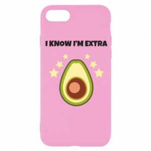 Etui na iPhone SE 2020 I know i'm extra
