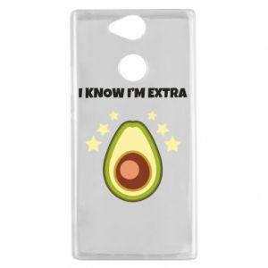 Etui na Sony Xperia XA2 I know i'm extra