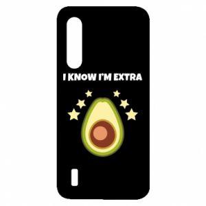 Etui na Xiaomi Mi9 Lite I know i'm extra