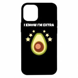 Etui na iPhone 12 Mini I know i'm extra