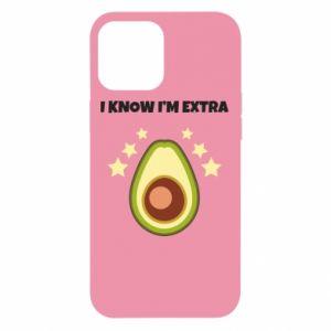 Etui na iPhone 12 Pro Max I know i'm extra