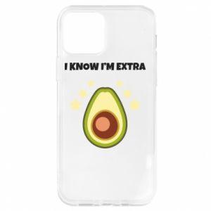Etui na iPhone 12/12 Pro I know i'm extra