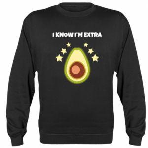 Bluza I know i'm extra