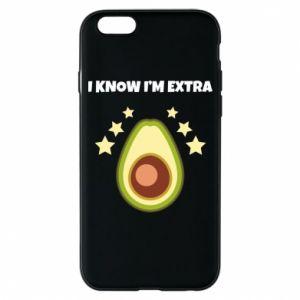 Etui na iPhone 6/6S I know i'm extra