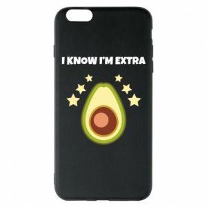 Etui na iPhone 6 Plus/6S Plus I know i'm extra