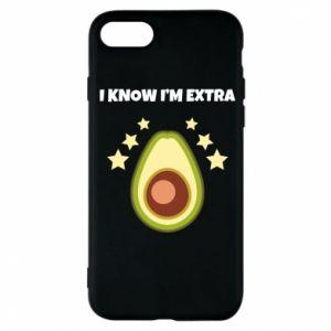 Etui na iPhone 7 I know i'm extra