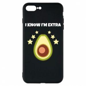 Etui do iPhone 7 Plus I know i'm extra