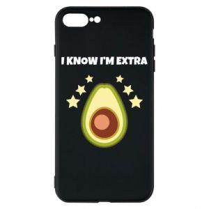 Etui na iPhone 8 Plus I know i'm extra