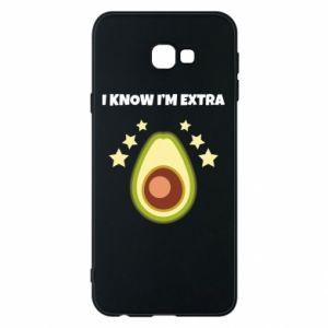 Etui na Samsung J4 Plus 2018 I know i'm extra