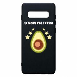 Etui na Samsung S10+ I know i'm extra
