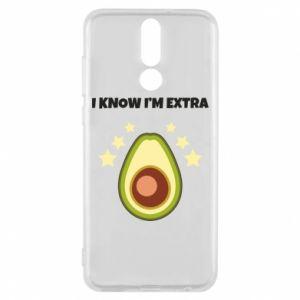 Etui na Huawei Mate 10 Lite I know i'm extra