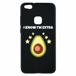Etui na Huawei P10 Lite I know i'm extra
