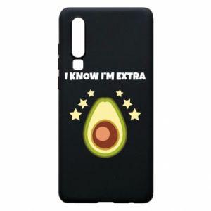 Etui na Huawei P30 I know i'm extra