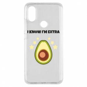 Etui na Xiaomi Mi A2 I know i'm extra