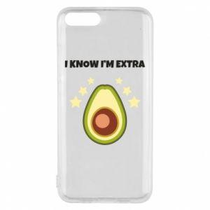 Etui na Xiaomi Mi6 I know i'm extra