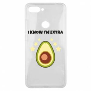 Etui na Xiaomi Mi8 Lite I know i'm extra