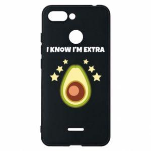 Etui na Xiaomi Redmi 6 I know i'm extra
