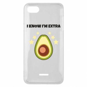 Etui na Xiaomi Redmi 6A I know i'm extra