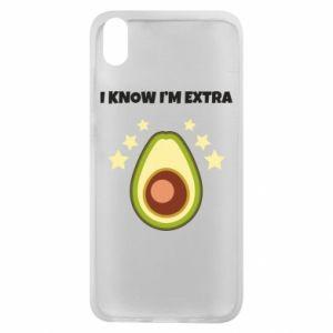 Etui na Xiaomi Redmi 7A I know i'm extra