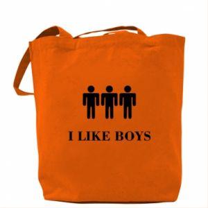 Bag I like boys