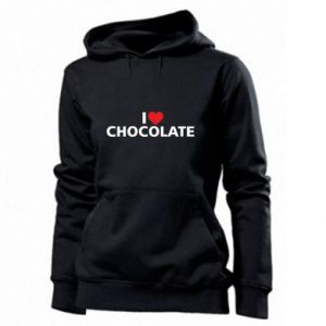 Damska bluza I like chocolate