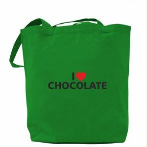 Torba I like chocolate