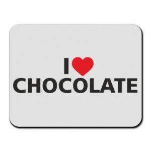 Podkładka pod mysz I like chocolate