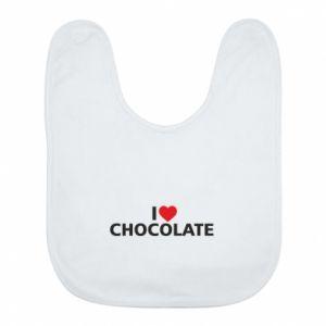Śliniak I like chocolate