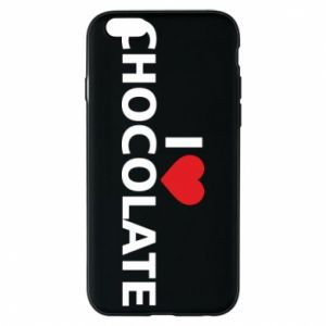 Etui na iPhone 6/6S I like chocolate
