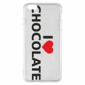 Etui na iPhone 6 Plus/6S Plus I like chocolate
