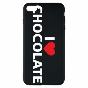 Etui na iPhone 7 Plus I like chocolate