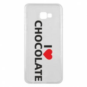 Etui na Samsung J4 Plus 2018 I like chocolate