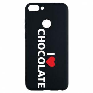 Etui na Huawei P Smart I like chocolate