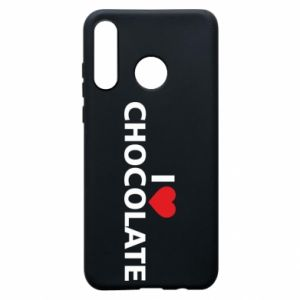Etui na Huawei P30 Lite I like chocolate