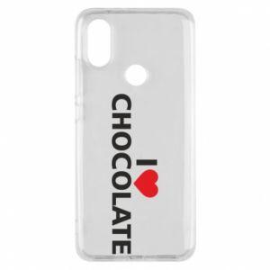 Etui na Xiaomi Mi A2 I like chocolate