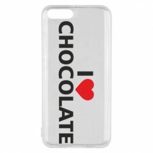 Etui na Xiaomi Mi6 I like chocolate
