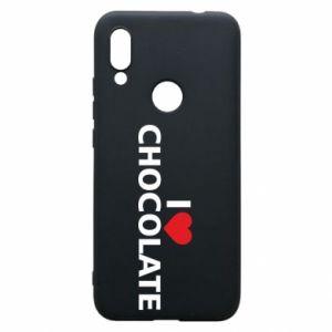Etui na Xiaomi Redmi 7 I like chocolate
