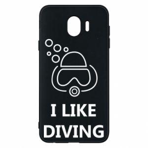 Etui na Samsung J4 I like diving