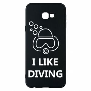 Etui na Samsung J4 Plus 2018 I like diving