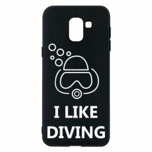 Etui na Samsung J6 I like diving