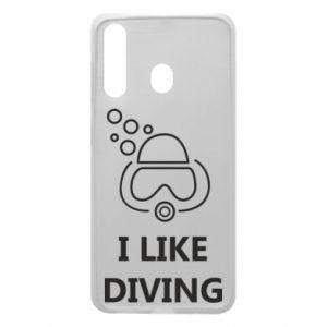 Etui na Samsung A60 I like diving