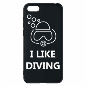 Etui na Huawei Y5 2018 I like diving