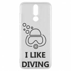 Etui na Huawei Mate 10 Lite I like diving